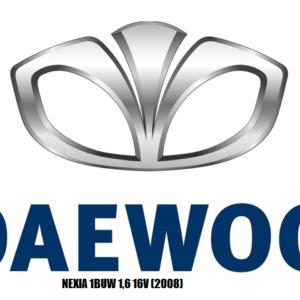 DAEWOO NEXIA 1BUW 1,6 16V (2008)