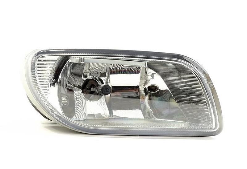 Лампочка противотуманной фары Шевроле Лачетти и ее замена (Chevrolet Lacetti)