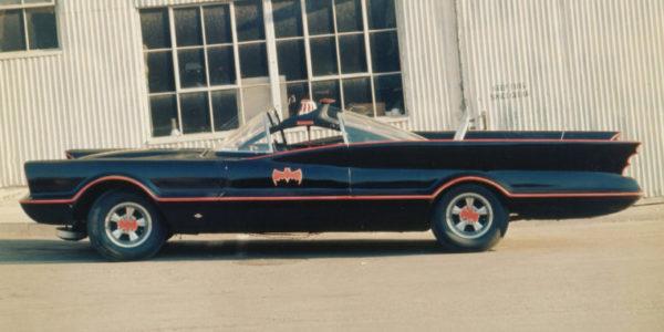 ultimate batmobile