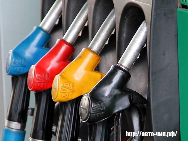 разница между бензином
