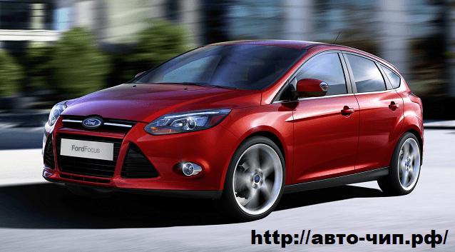 Размер дворников на Ford Focus 3