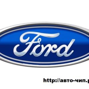 Знак Форд