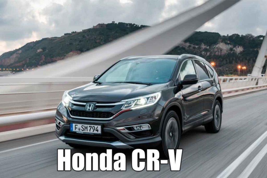 Honda CR-V обзор