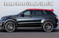 Range Rover Evoque Special Edition423