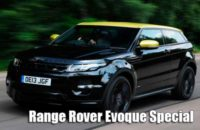 Range Rover Evoque Special Edition3102_0