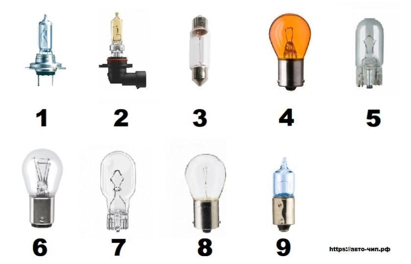 лампы Хендай Санта Фе 2