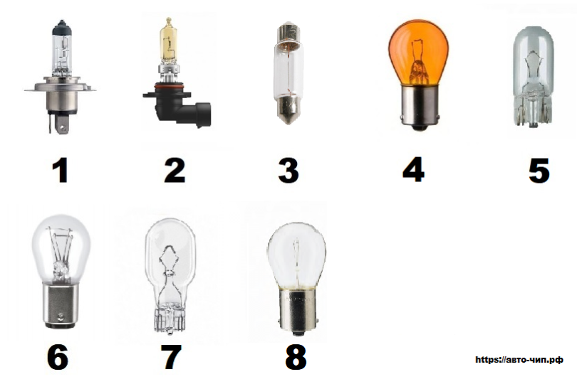 Лампы на Хендай Туссан