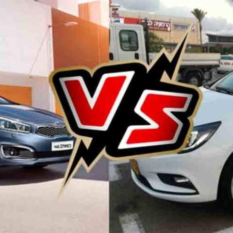 Кiа Сeed или Opel Astra. Сравнение характеристик.
