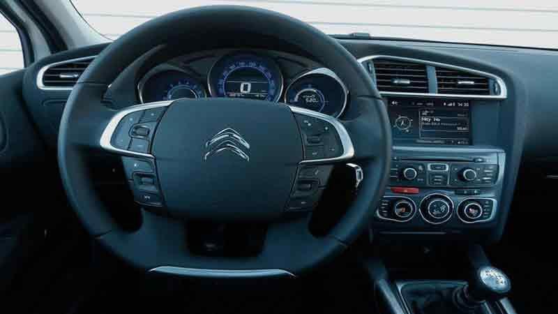 Citroen C4 2010 обзор