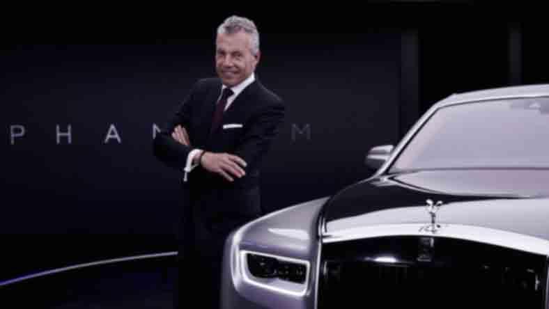 Rolls-Royce имеет рекорды продаж