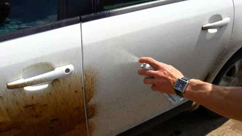 Как удалить гудрон с кузова и дисков автомобиля?
