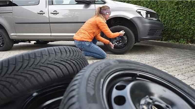 Зимние шины летом — почему зимние шины не стоит использовать летом?
