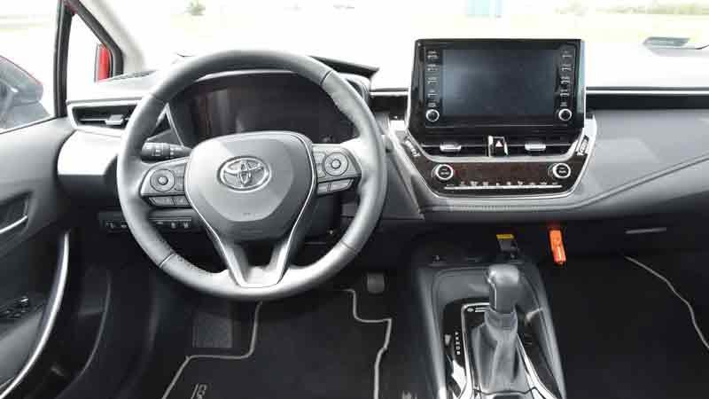 Toyota Corolla 2019 в новом кузове фото, 1.8 122 л.с.