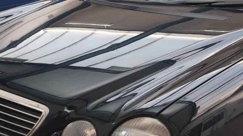Восстановление кузова авто после града