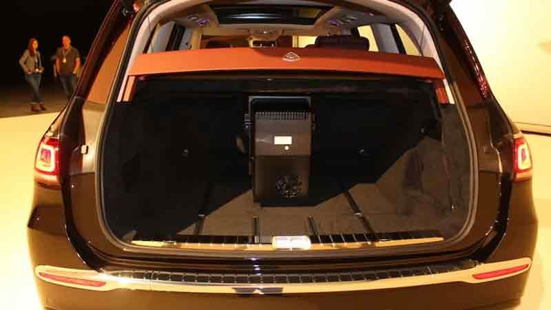Мерседес Майбах / Mercedes Maybach GLS 2020