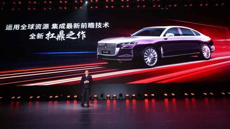 Новый Hongqi H9 — китайский класс S или лимузин для народа?