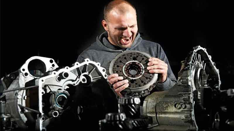 Коробка передач DSG — Поломки, ремонт и эксплуатация
