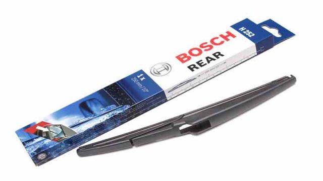 Щетка стеклоочистителя Bosch каркасные и бескаркасная